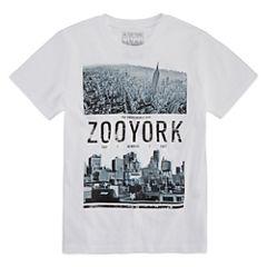 Zoo York Boys Over the Top Short Sleeve   T-Shirt-Big Kid
