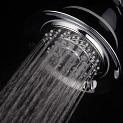 AquaCare By HotelSpa® 5-inch 6-Setting Filtered Shower Head