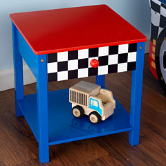 KidKraft® Racecar Side Table
