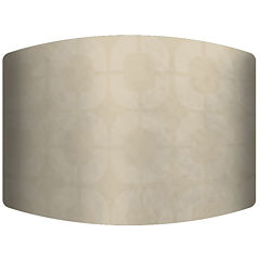 Faint Pattern Drum Lamp Shade