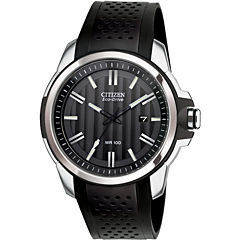 Drive from Citizen® Eco-Drive® Black Strap Watch AW1150-07E