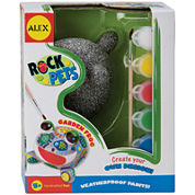 ALEX TOYS® Rock Pets Paint Kit, Garden Frog