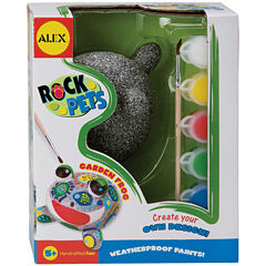 ALEX TOYS® Rock Pets Paint Kit, Garden Frog