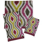 Waverly® Optic Delight Bath Towels