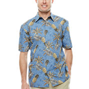 Island Shores™ Short-Sleeve Camp Shirt