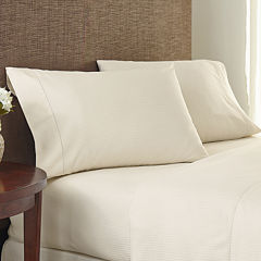 Crowning Touch by Welspun 400tc Damask Stripe Sheet Set