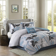 Madison Park Essentials Ashby Complete Bedding with Sheets