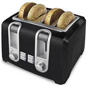 Black+Decker 4-Slice Toaster