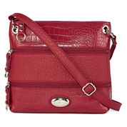 Rosetti Triple Play Demi Mini Crossbody Handbag