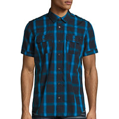 i jeans by Buffalo Button-Front Shirt