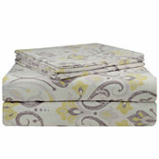 Pointehaven Superior Weight Flannel Sheet Set