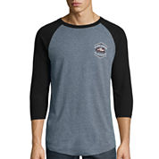 Vans Bear Long Sleeve Raglan T-Shirt