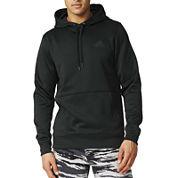 Adidas Long Sleeve Fleece Hoodie