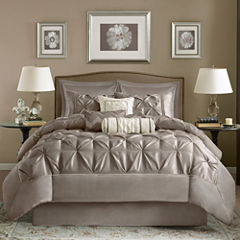 Madison Park Vivian 7-pc. Comforter Set + BONUS Euro Shams