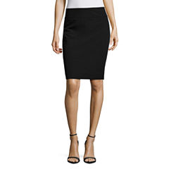 Worthington Essential Pencil Suiting Skirt