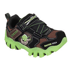 Star Wars™ Skechers Yoda™ Street Lightz Boys Athletic Shoe - Toddler