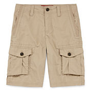 Arizona Cotton Cargo Shorts - Big Kid