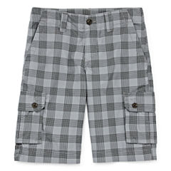 Arizona Poplin Cargo Boys 8-20, Slim and Husky