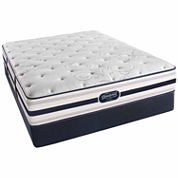 Simmons® Beautyrest® Recharge® McCampbell Plush - Mattress + Box Spring