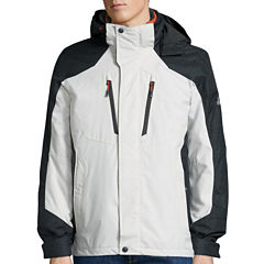 ZeroXposur® Cobra Long-Sleeve Printed and Solid 3-in-1 Jacket
