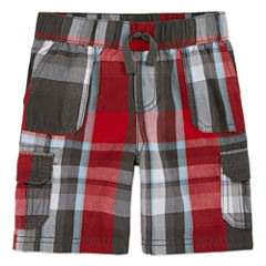Arizona Twill Cargo Shorts - Toddler Boys