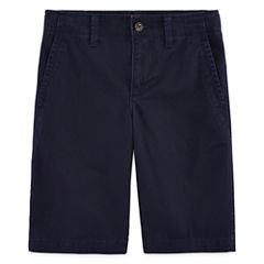 Arizona Chino Shorts Boys 8-20 and Slim