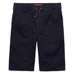 Arizona Workwear Chino Shorts - Boys 8-20, Slim and Husky