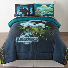 Jurassic World Bedding Set with Sheets