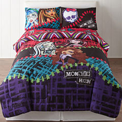 Monster High Bedding Set with Sheets
