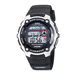 Casio® Wave Ceptor Illuminator Mens Atomic Timekeeping Sport Watch WV200A-1AV