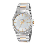 Citizen® Mens Two-Tone Stainless Steel Watch BI1074-58A