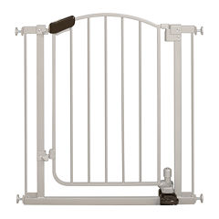 Summer Infant® Step-to-Open Gate - Silver
