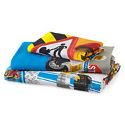 LEGO® City Twin Sheet Set