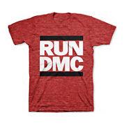 Novelty Run-D.M.C. Red Short-Sleeve T-Shirt