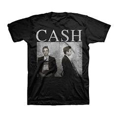 Novelty Johnny Cash Short-Sleeve T-Shirt