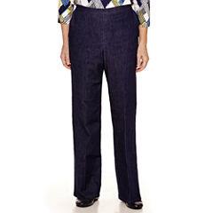 Alfred Dunner® Sausalito Denim Pants