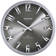FirsTime® Steel Dimension Wall Clock