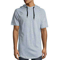 South Pole Short Sleeve Knit Hoodie