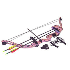 SA Sports Majestic Recurve Compound Youth Bow Set
