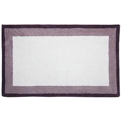 Bacova Double Frame Cotton Bath Rug