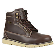 Lugz Gravel Hi Mens Lace Up Boots
