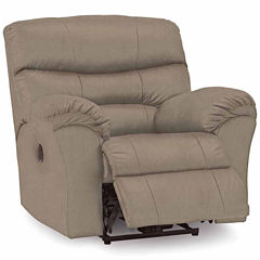 Bradley Wallhugger Power Recliner