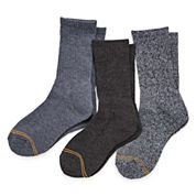 Gold Toe Crew Socks- Boys