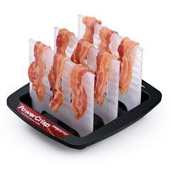 Presto® PowerCrisp Microwave Bacon Cooker