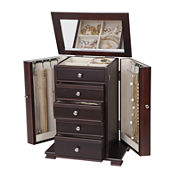 Mele & Co. Brooklyn Jewelry Box