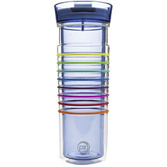 Zak Designs® HydraTrak™ 20-oz. Insulated Striped Tumbler