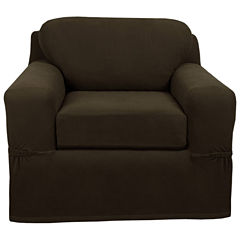 Maytex Smart Cover® Pixel Stretch 2-pc. Chair Slipcover