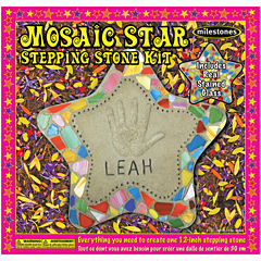 Milestone Mosaic Star Stone Kit