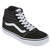Vans Footwear Ward Hi Boys Skate Shoes