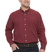 Dockers Button-Front Shirt-Big and Tall